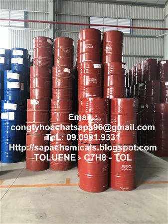 Sell: toluene - bulk | sell toluen isotank |sapa chemical