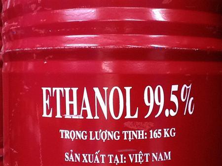 Bán Cồn Ethanol, tiêu chuẩn mỹ phẩm, dược phẩm, C2H5OH