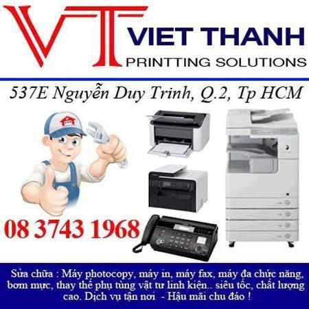 Thay drum gạt máy photocopy Canon tận nơi giá siêu rẻ