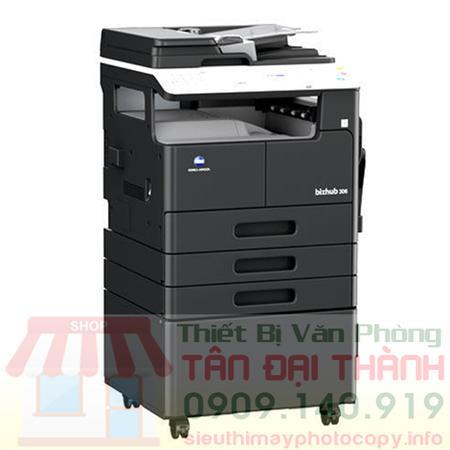 Máy Photocopy Konica Minolta Bizhub 266 – Siêu Thị Máy Photo