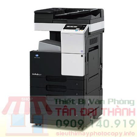 Máy Photocopy Konica Minolta Bizhub 367 – Siêu Thị Máy Photo