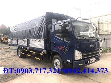 Xe tải Faw Giải Phóng 7.3 tấn - 7T3 - 7,3 tấn thùng dài 6.2
