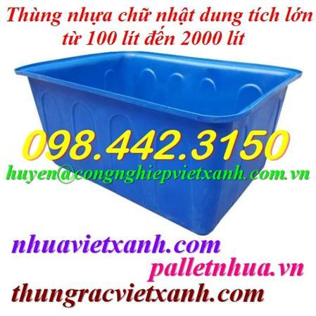 Pallet nhựa 1200x1000x150mm giá cực sốc