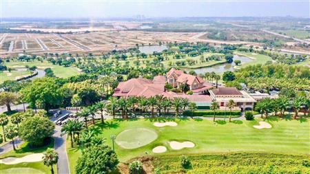 Đất nền biệt thự 640m2 bên trong sân golf Long Thành sổ đỏ