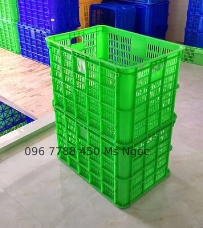 Rổ nhựa đựng quần áo thời trang Lhe 0967788450 Ngọc