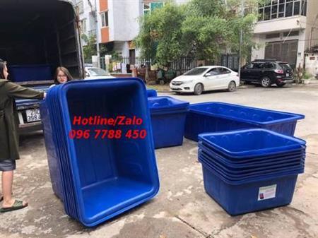 Bán thùng nhựa 2000 lít nuôi cá cảnh Lhe 0967788450 Ngọc