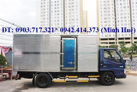 Xe tải IZ49 Đô Thành. Bán xe tải IZ49 Đô Thành 1t9 - 2t4