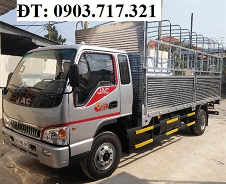 Bán xe tải Jac 7t25 giá rẻ. Gía bán trả góp xe tải Jac 7t25