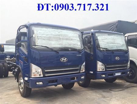Xe tải Hyundai HD73 tải 7300kg mới. Xe tải Hyundai HD73 mới