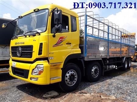 Bán xe tải DongFeng B180 Euro 5  Hoàng Huy nhập khẩu 2020