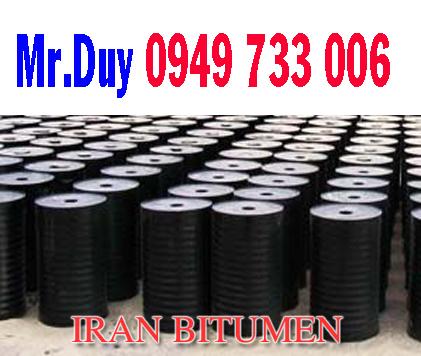 Phân phối nhựa đường 60/70 IRAN cho các tỉnh Miền Bắc