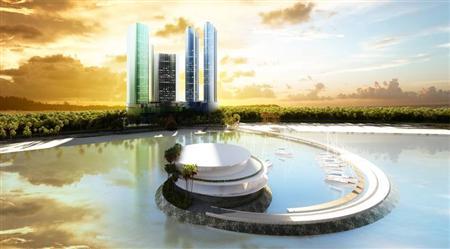 Mở bán dự án căn hộ cao Khách sạn Mường Thanh Thiên Triều