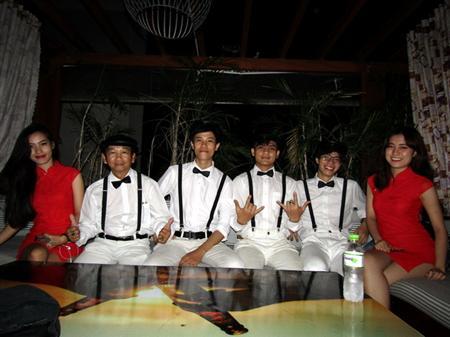 Cho thuê Ban nhạc diễn Cố Định hằng tuần tại BAR PUB, CLUB