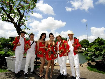 Cung cấp Latin Band cho Resort, Teambuilding, Gala Dinner
