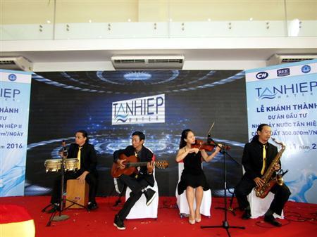 Ban nhạc Hòa Tấu chuyên Khai Trương Ra Mắt Mẫu Xe, Đám Cưới