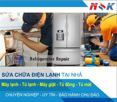 Sửa Tủ Lạnh - Tủ Mát - Tủ Đông Uy Tín HCM | 090.678.2442