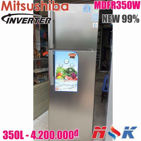 Tủ Lạnh Mitsushiba Inverter MDFR350W 350 lít hàng trưng bày