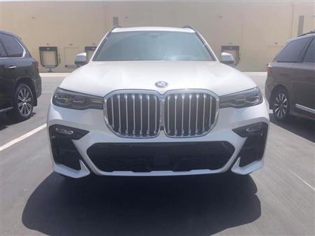 BMW X7 xe nhập MỸ