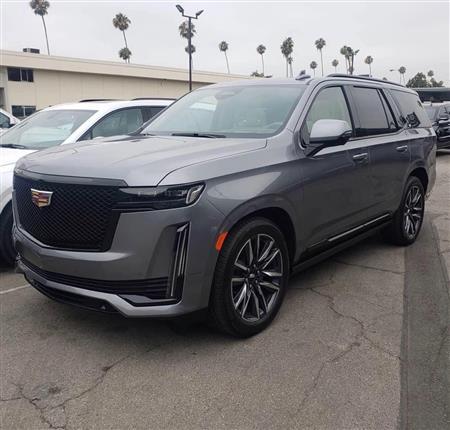 Cadillac Escalade Platinum 2021