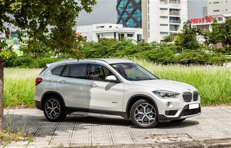 BMW X1 sản xuất 2018
