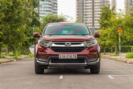 Honda CRV bản L nhập khẩu Thái Lan