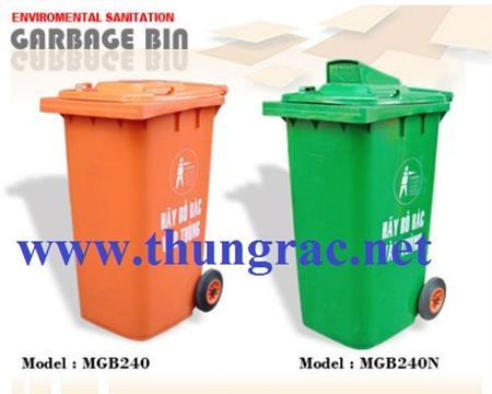 Giảm giá thùng rác 120l -Q12  0913 819 238 Ms Thanh