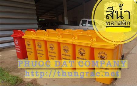 Giá bán thùng rác 240 lit chỉ từ 800k - giao hàng tận nơi