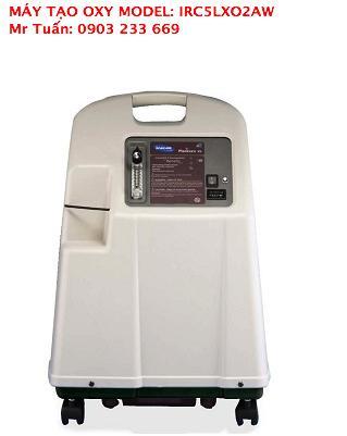 Máy tạo oxy di động 5lít/phút IRC5LXO2AW - Invacare Mỹ