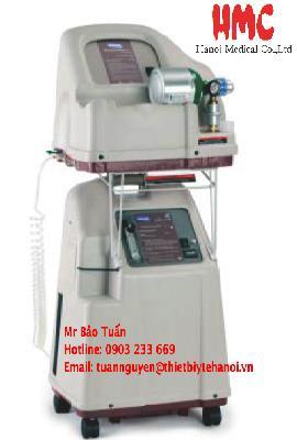 Máy tạo nén oxy di động 5 lít/phút Invacare Mỹ