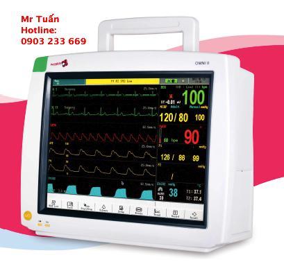 Monitor theo dõi bệnh nhân OMNI II - Infinium Mỹ