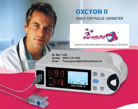 Máy đo độ bão hoà oxy trong máu OXCYON II - Infinium Mỹ