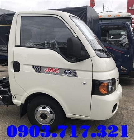 Bán xe tải Jac X5 - 1T25 / Jac X125 - 1T25 - 1250Kg Euro 4