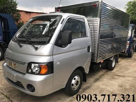Xe tải Jac 1T5. Bán xe tải Jac 1T5 thùng kín giá nhà máy