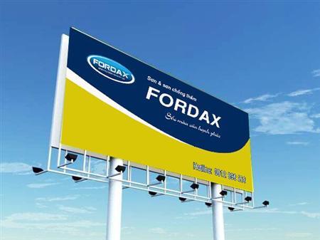 Tôi muốn mở đại lý Sơn FORDAX ở Quảng Ninh