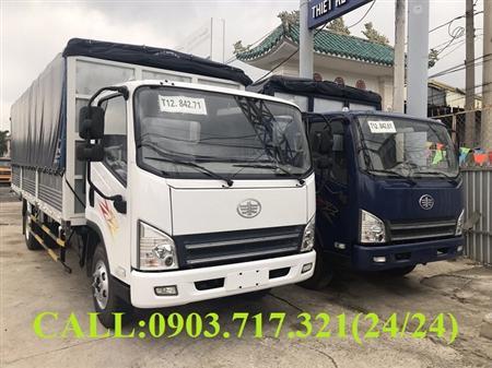 Công ty chuyên bán xe tải Isuzu VM 1t9 thùng dài 6m2 giá tốt