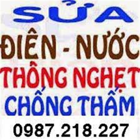 thông nghẹt bồn rửa chén HCM 0987218227