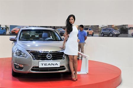 Nissan Teana 2.5SL nhập Mỹ giá tốt liên hệ 0945.163.366
