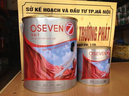 Gỗ sơn pu, son pu Oseven, đại lý phân phối sơn Oseven