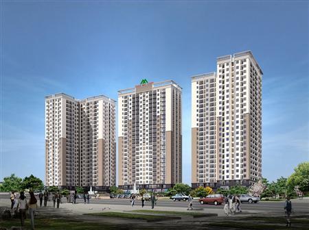 Xuân Mai Tower Thanh Hóa sắp sửa ra mắt thị trường