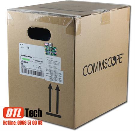 Cáp mang Cat5e commscope,cáp mạng Cat6 commscope,cáp mạng
