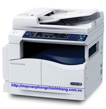 Máy photocopy Fuji Xerox S2520 CPS, hậu mãi chu đáo, giá rẻ