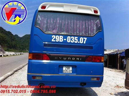 Thuê xe đi Ông Bảy, Đông Cuông, Mẫu Thượng, Hạ 0915.702.015