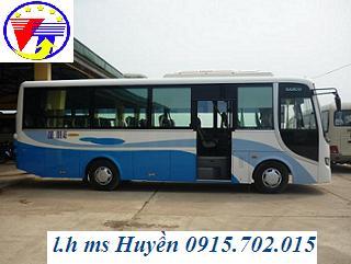 Cho thuê xe 35 chỗ đi Chùa Hương - 0904.795.598