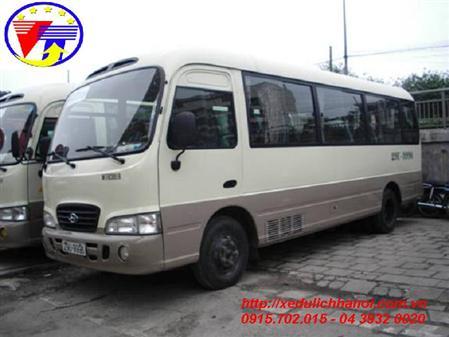 Cho thuê xe hà nội đi Nam Định