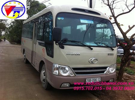 Thuê xe đi Hải Dương, Hưng yên, Bắc Ninh - 0915.702.015