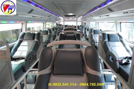 Cho thuê xe nằm đi Đà Nẵng, Huế, Hội An lh 0915.702.015