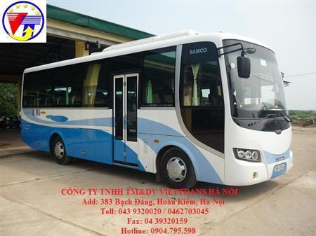 Cho thuê xe 35 chỗ đi Đà Nẵng lh 0915.702.015