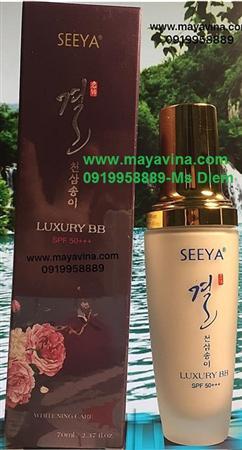 Kem chống nắng SEEYA Luxury BB SPF 50