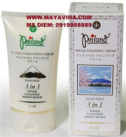 Sữa Rửa Mặt Peiland 3 in 1 Cao Cấp Của Nhật Bản