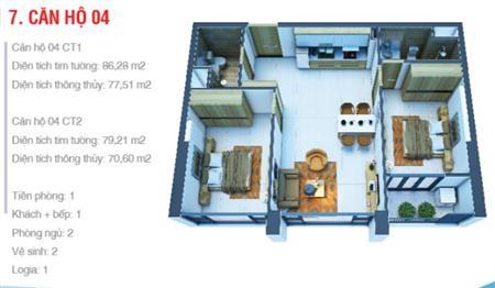 16-4  Mở Bán Đợt 1 CC Mỹ Đình Plaza 2 Giá Từ 25tr/m2